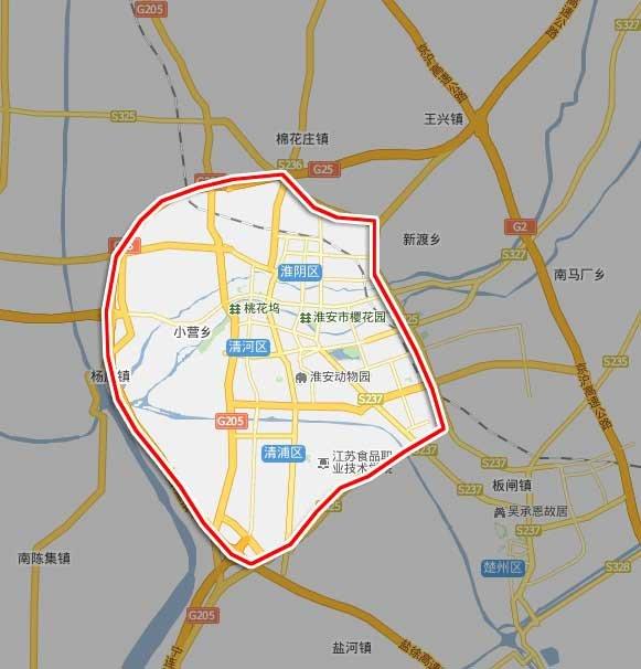 不支持支票 查看详细地图 淮安市:    送货范围:清河区(g25国道以东
